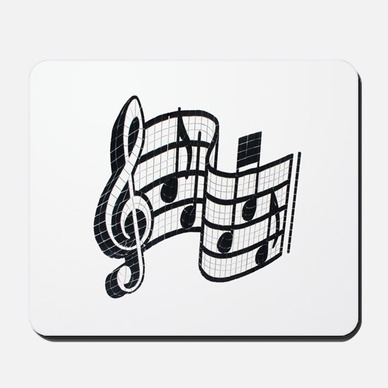 SOUNDS FROM Mousepad