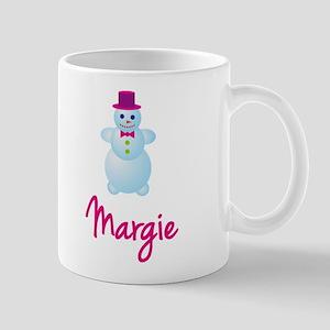 Margie the snow woman Mug