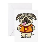 PaGuuu1 Greeting Cards (Pk of 10)