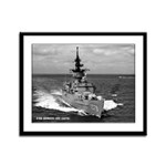 USS BOWEN Framed Panel Print