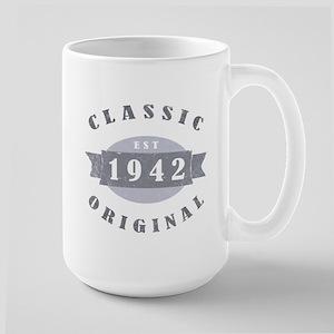 1942 Classic Original Large Mug