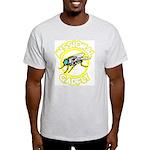 Missional Gadfly Ash Grey T-Shirt
