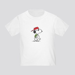 Snoopy Backpack Toddler T-Shirt