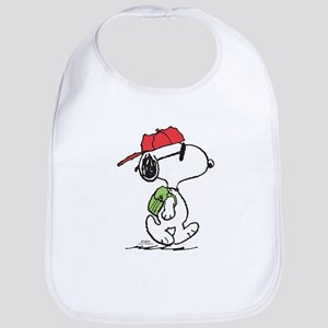 Snoopy Backpack Cotton Baby Bib