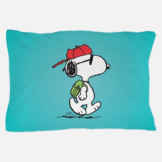 Snoopy Backpack Pillow Case