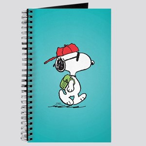 Snoopy Backpack Journal