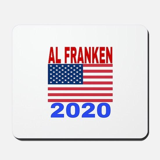 AL FRANKEN 2020 Mousepad