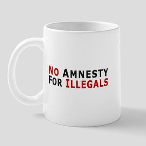 No Amnesty D24 Mug