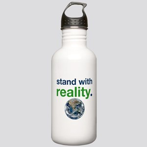 Stand With Reality Water Bottle