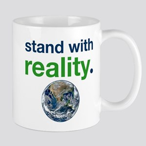 Stand With Reality Mugs