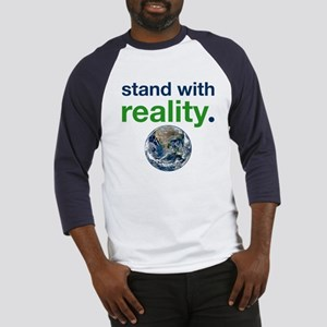 Stand With Reality Baseball Jersey