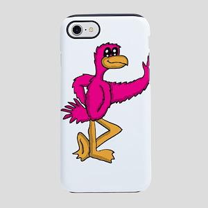 Frankie Flamingo iPhone 7 Tough Case