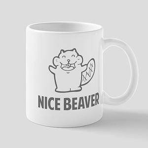 Nice Beaver Mug
