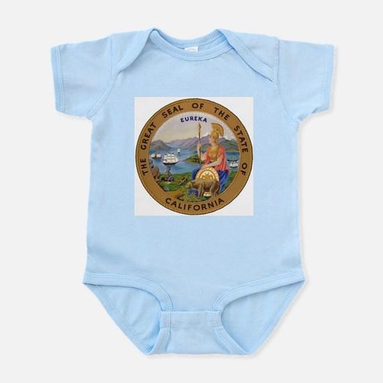 Seal of California Infant Bodysuit