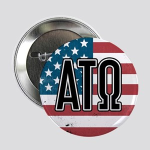 "Alpha Tau Omega Flag 2.25"" Button"