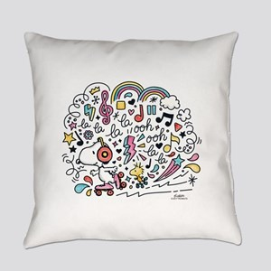 Peanuts Back to School Everyday Pillow