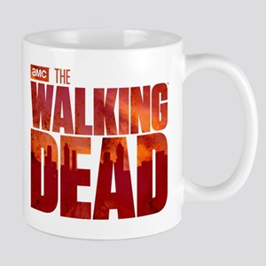 The Walking Dead Blood Logo Mug