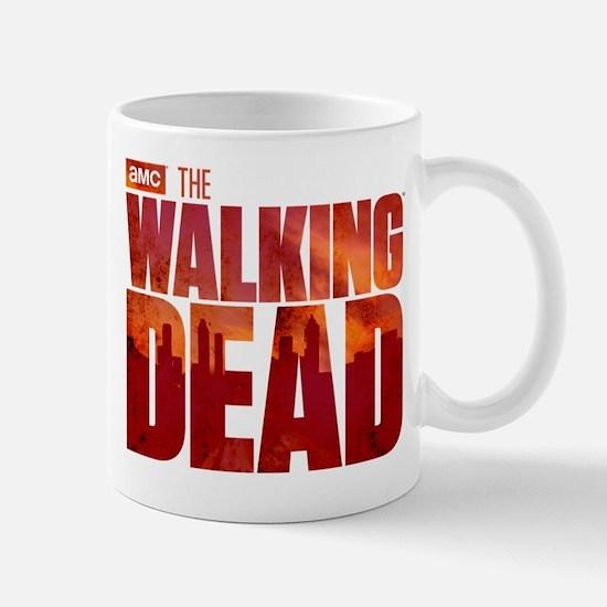 The Walking Dead Blood Logo Mug