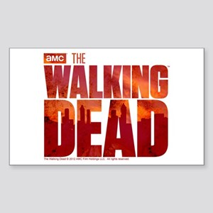 The Walking Dead Blood Logo Sticker