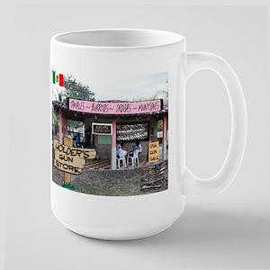 GET FURIOUS Large Mug