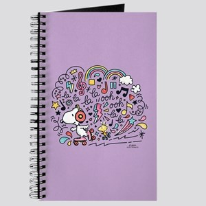 Peanuts Back to School Journal