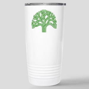 Oakland Tree Green Stainless Steel Travel Mug