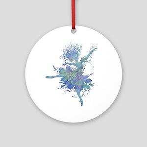 Aurora Ornament (Round)
