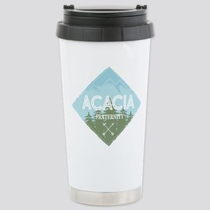 Acacia Mountain D 16 oz Stainless Steel Travel Mug