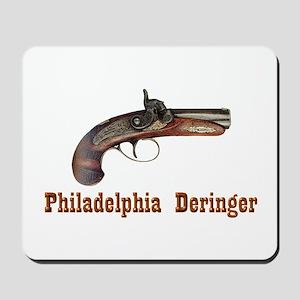 Philadelphia Deringer Mousepad