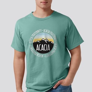 Acacia Sunset Mens Comfort Color T-Shirts