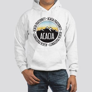 Acacia Sunset Hooded Sweatshirt