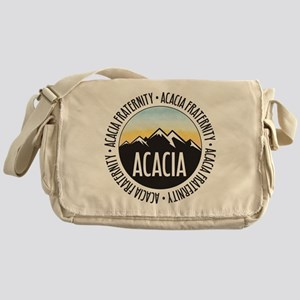 Acacia Sunset Messenger Bag