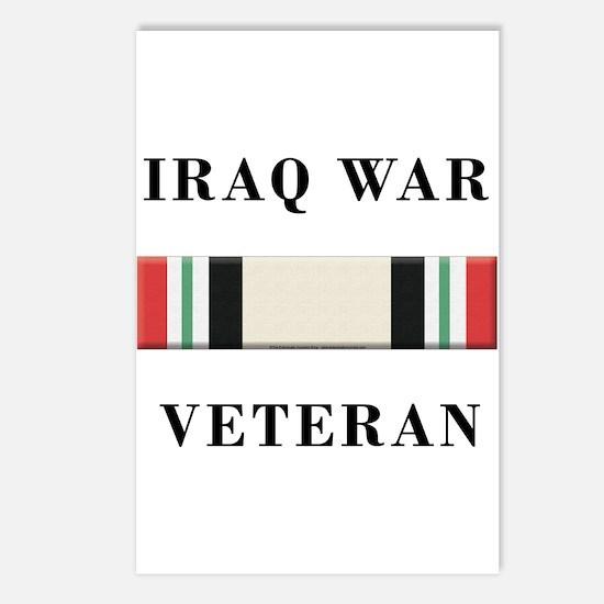 Iraq War Veterans Postcards (Package of 8)