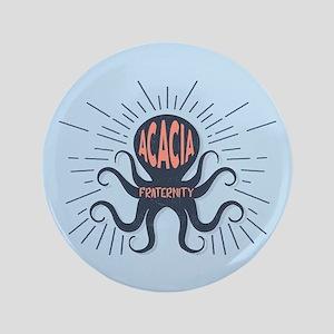 Acacia Octopus Button