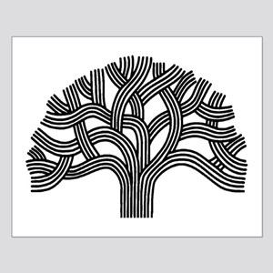 Oakland Tree Small Poster