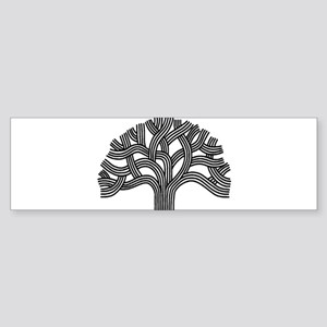 Oakland Tree Sticker (Bumper)
