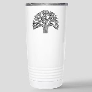Oakland Tree Stainless Steel Travel Mug