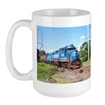 Spirit Of Conrail Large Mug