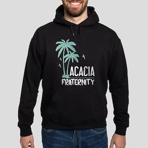 Acacia Palm Tree Hoodie (dark)