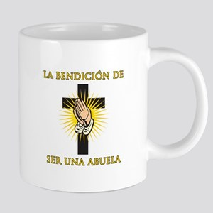 Blessed Grandma Mugs