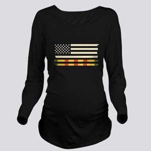 Vietnam Veteran Flag T-Shirt