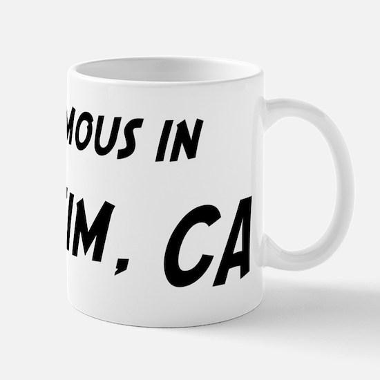 Famous in Anaheim Mug