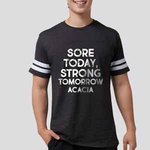 Acacia Sore Today Mens Football T-Shirts