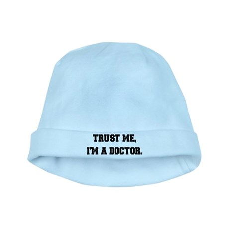 TRUST ME baby hat