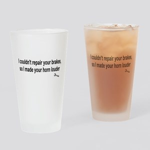 I couldn't repair ... Drinking Glass