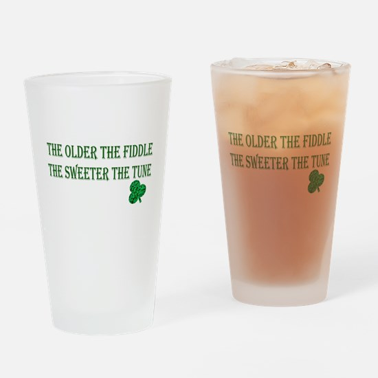 Irish saying .. Drinking Glass