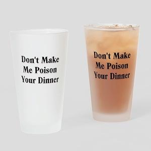 Poison Drinking Glass