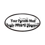 Your parents Patches