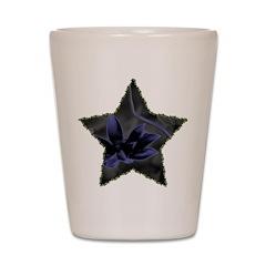 Star Flower Shot Glass