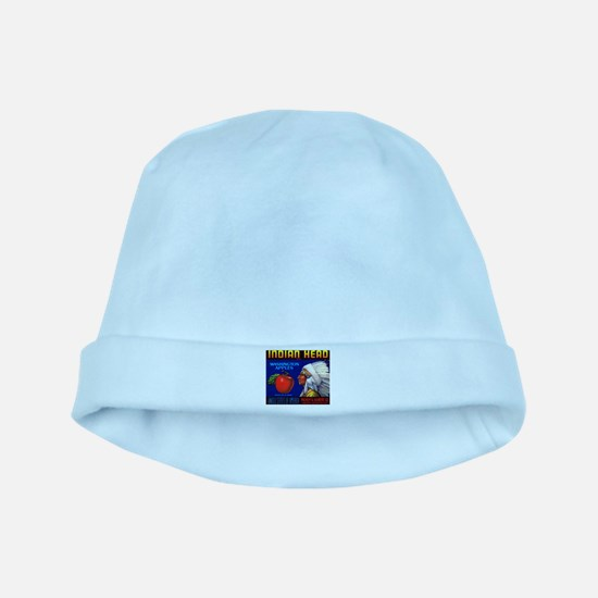 Indian Head baby hat